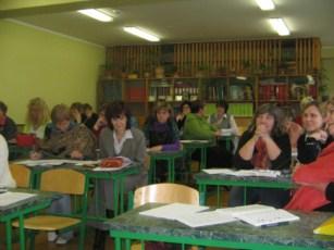 Cēsu skolotāji socionikas seminārā